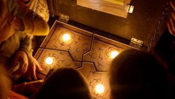 Фотография квест прятки в темноте в Челябинске