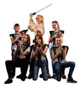 Квест Звездные войны