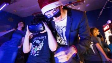 Новый год в лазертаге