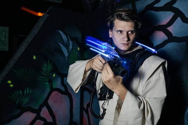 Фотография портал лазертага Лазерфорс