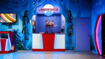 фотография Лазерфорс - настоящий лазертаг портал в Челябинске
