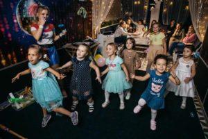 Фотография детская дискотека в Челябинске