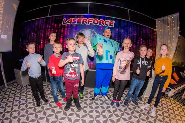 Фотогарфия  программа лазертаг с квестом в Новосибирске