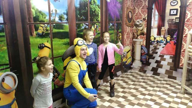 Фотография акция на кидсквест в Новосибирске